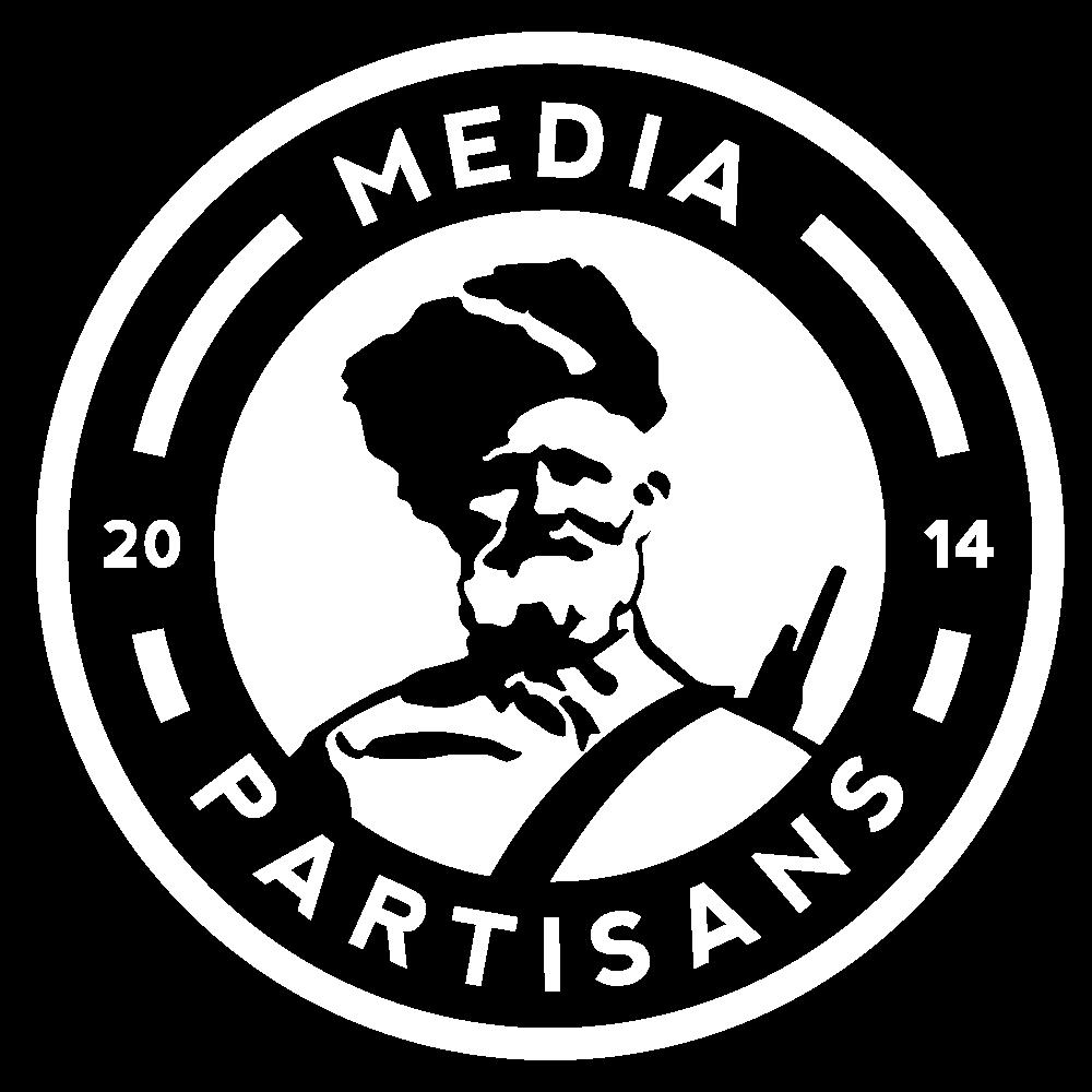 Mediapartisans Logo